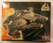 LEGO Star Wars 7190 Millennium Falcon (2000) NEW Sealed NIB MIB