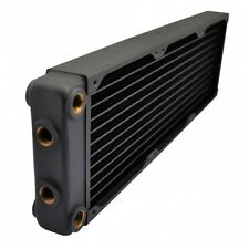 XSPC EX360 Multiport Triple 120mm Fan Water Cooling 360mm Radiator Black