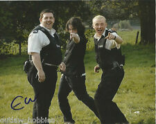 Hot Fuzz Director Edgar Wright Autographed Signed 8x10 Photo COA