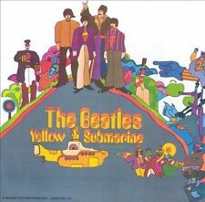 The Beatles : Yellow Submarine (CD, 1987)