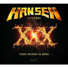 Kai Hansen - Three Decades in Metal - New Double CD Album