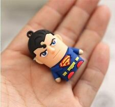 Cool Fancy USB Pen drive Superman 16 GB