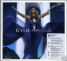 KYLIE MINOGUE APHRODITE CD + DVD NTSC SPECIAL EDITION DIGIBOOK PARLOPHONE 2010
