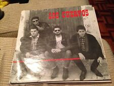 "LOS CUERVOS 12"" MINI LP ROCK AND ROLL DISCOS MEDICINALES 88 - FIRMADO"