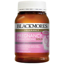 BLACKMORES PREGNANCY & BREAST FEEDING GOLD 180 CAPSULES