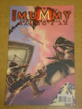MUMMY RISE AND FALL OF XANGO'S AX #3 IDW 2008 STEPHEN MOONEY