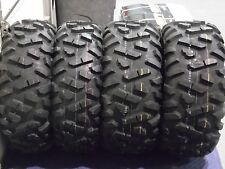 "29"" MAXXIS BIGHORN RADIAL ATV TIRES COMPLETE SET 4  29X9-14   29X11-14"