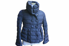 Moncler Kelly Double-breasted Quilted Jacket - Blu' - Tg. Classe 1 - RN116347