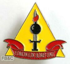 Edmonton Bomb Unit Canada Lapel Badge - Mackenzie-Orr Collection