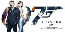 007 SPECTRE LOCANDINA JAMES BOND IAN FLEMING DANIEL CRAIG SAM MENDES BELLUCCI