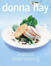 Lk New Instant Entertaining By Donna Hay Paperback FREE SHIPPING