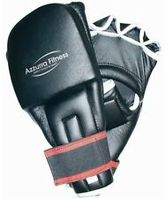 GUANTI FIT BOXE AEROBOXE GYM FITNESS PUGILE GLOVES KICK RING FIGHT PUNCH THAI