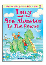 Lucy and the Sea Monster to the Rescue (Young puzzle adventures), Emma Fischel