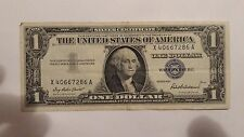 !!!! 28 1-Dollar,1957, 1957 A,1957 B-Silver-Certificate-Note-Old-US !!!