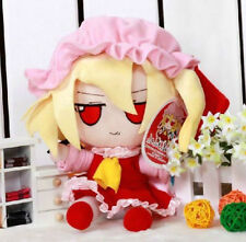 "NEW Small Nice Touhou Project Flandre Scarlet Plush Doll Toy 8""H"