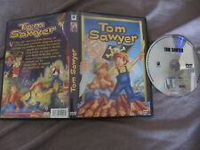 Tom Sawyer, DVD Prism Vision, Enfants/Dessin animé