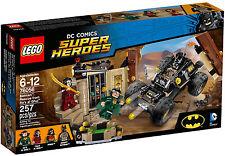 """LEGO® DC Comics™ 76056 """"Batman™: Ra's al Ghuls™ Rache"""" NEU & OVP!"""