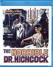 The Horrible Dr. Hichcock (Blu-ray Disc, 2016)