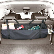New Seat Back Rear Trunk Seat Big Storage Bag Organizer Holder Car Accessories