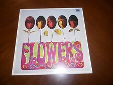 THE ROLLING STONES FLOWERS JAPANESE IMPORT EXCELLENT OR BETTER RARE INSERT
