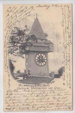 AK Graz, Uhrturm, um 1900