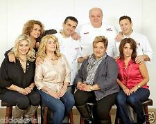 Cake Boss CAST / Buddy Valastro 8 x 10 GLOSSY Photo Picture