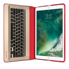 LOGITECH CREATE - BACKLIT LED UK KEYBOARD CASE for iPAD PRO 12.9 INCH in RED
