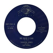 "Sharon Jones And The Dap-Kings - Ehi Said Posso / Esso Hurts To 7"" Vinile) NUOVO"