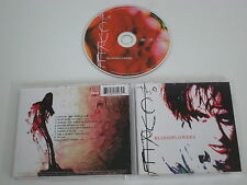 The CURE/Bloodflowers (fiction fixcd31+543 123-2) CD Album
