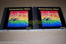 Instrumental Gold 2 CD Set with Moonglow & Theme from Picnic Morris Stoloff etc