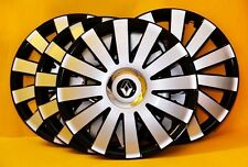 "4x14 inch Renault Clio,Kangoo......SET OF 4 14"" WHEEL TRIMS, COVERS, HUB CAPS"