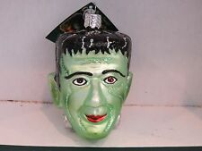 Frankenstein Old World Christmas  glass ornament