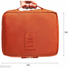 Monopoly Waterproof Travel Pouch (Brown/Orange)
