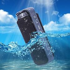 Waterproof Portable Hi-Fi Wireless Bluetooth Speaker NFC Rechargeable Handsfree