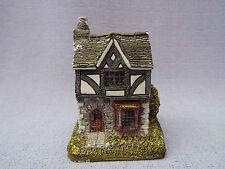 Vintage Lilliput Lane Cottages Tuck Shop Second Version Valued £350