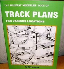 Peco - Track Plans for Various Locations. NEW