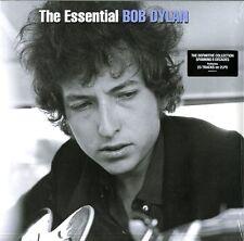 DYLAN BOB THE ESSENTIAL BOB DYLAN DOPPIO VINILE LP NUOVO SIGILLATO !