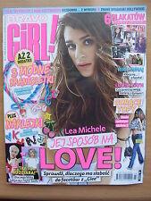 BRAVO GIRL 7/2014 LEA MICHELE,Lana Del Rey,Debby Ryan,Victoria Justice,5SOS