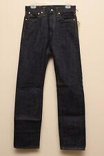 NEW Ralph Lauren RRL DOUBLE RL Selvedge Straight Leg Rinse Denim Jeans 32 x 34