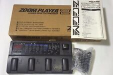 ZOOM 2100 guitar Multi Effects Guitar Effect Pedal with Box and Power supply