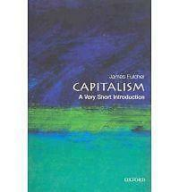 A Very Short Introduction.Capitalism by James Fulcher(Paperback,2004)