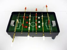 MINI SOCCER TABLETOP FOOSBALL GAME Taiwan Kids Game COMPLETE