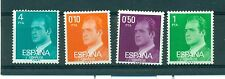 RE JUAN CARLOS - KING JUAN CARLOS SPAIN 1977 Common Stamps