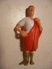 Surprise KINDER Ancien montable Steckfiguren Figurine 1990 ASTERIX CESAR CASAR