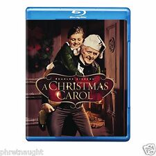A CHRISTMAS CAROL (1938) BLU-RAY - AUTHENTIC US RELEASE
