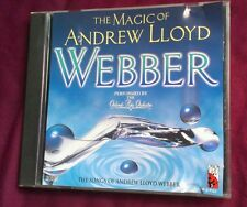 THE MAGIC OF ANDREW LLOYD WEBBER (Orlando Pops Orchestra) - CD
