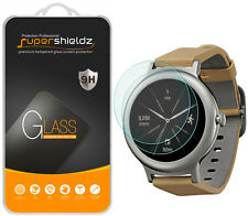 2X Supershieldz LG Watch Style Tempered Glass Screen Protector Saver