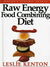 Raw Energy Food Combining Diet (Dynamic Health Collection),ACCEPTABLE Book