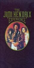 THE JIMI HENDRIX EXPERIENCE 4CD Box Set BRAND NEW 80 Page Booklet