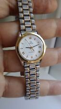 OMEGA SPEEDMASTER Classic Heritage AUTOMATIC LADIES WATCH, 18K GOLD_STEEL, 27mm